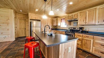 Riverwood Cabin Model 1-17