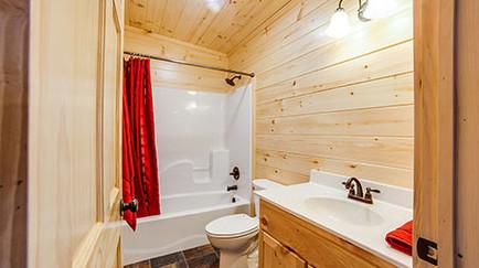 Riverwood Cabin Model 1-4