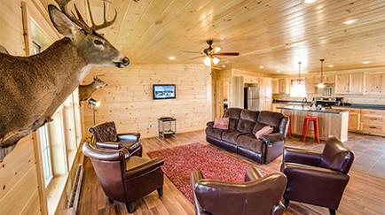 Riverwood Cabin Model 1-18