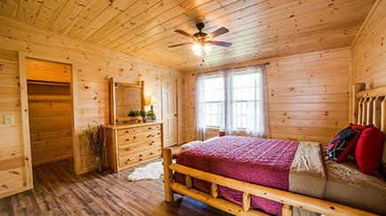 Riverwood Cabin Model 1-8