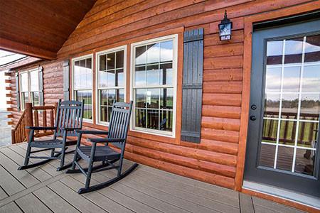 Riverwood Cabin Model 1-26