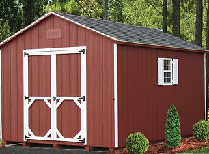 Smartside Painted A-Frame