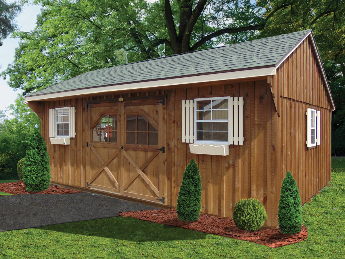 12x28 Cabin