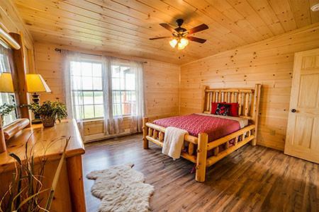 Riverwood Cabin Model 1-7