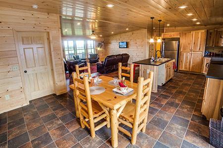 Riverwood Cabin Model 1-14
