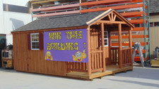 10x16 Recreational Cabin