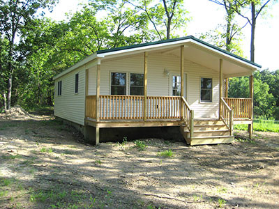 Sportsman Residential Cabin Model 5-1