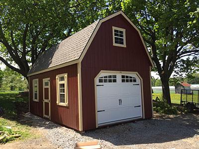2 Story Single Garage 3