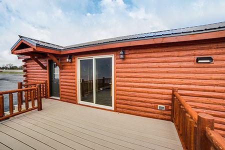 Riverwood Cabin Model 1-3