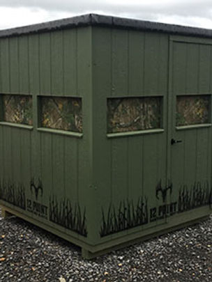 12 Point Turkey Hunting Blind