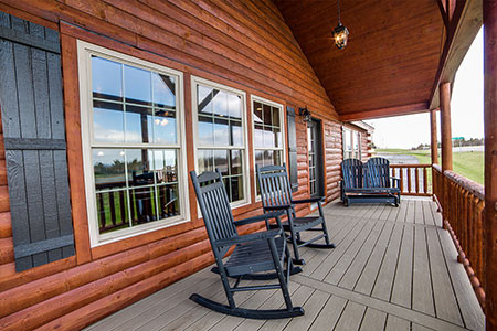 Riverwood Cabin Model 1-25