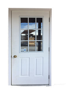 9 Lite door option