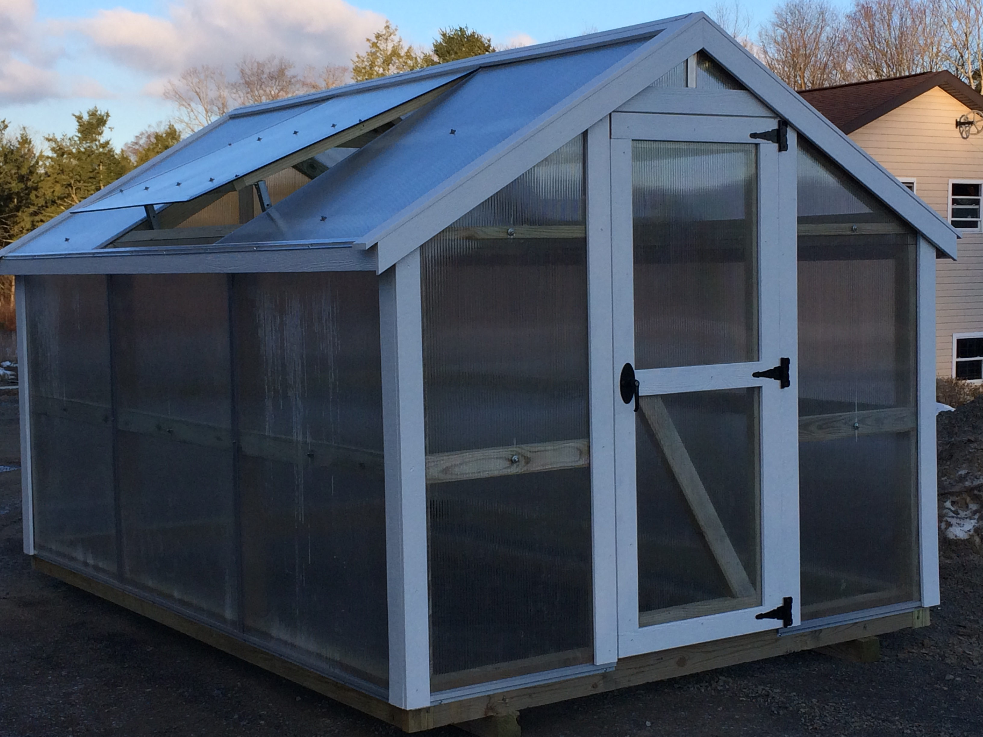 Transparent Greenhouse