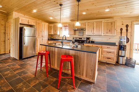 Riverwood Cabin Model 1-19