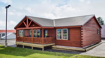 Riverwood Cabin Model 1-2