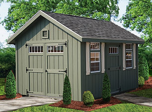 Smartside Painted Classic A-Frame