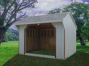 Smartside Horse Barn