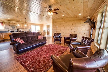 Riverwood Cabin Model 1-13