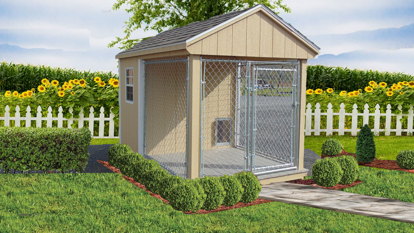 Single Kennel