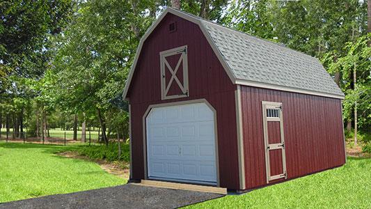 2 Story Single Garage 2