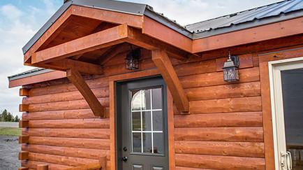 Riverwood Cabin Model 1-21