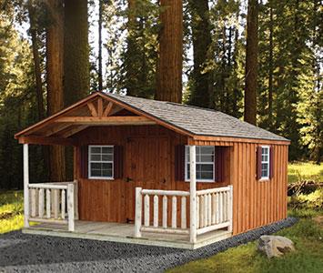 Board & Batten Cabin 2