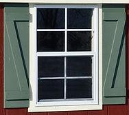 Z style window shutters