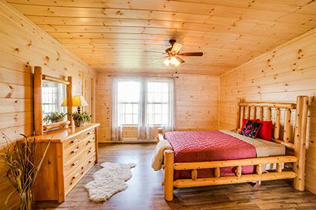 Riverwood Cabin Model 1-9