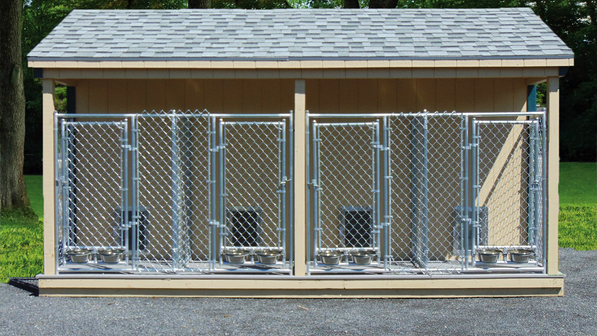 Quad Kennel