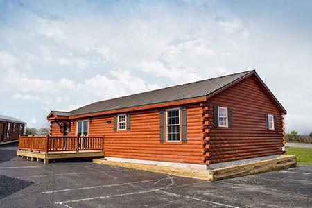 Riverwood Cabin Model 1-23
