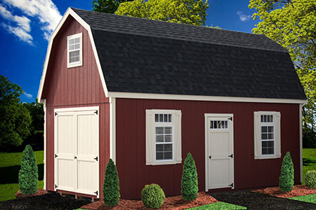 2 Story Storage Structure 2