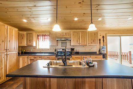Riverwood Cabin Model 1-16