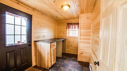 Riverwood Cabin Model 1-15