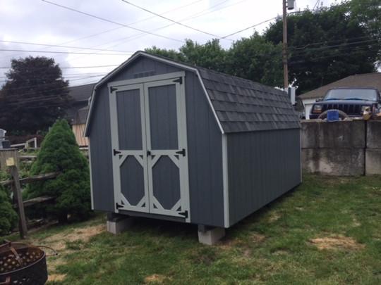Mini Dutch Barn