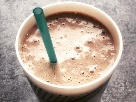 Chocolate Banana Protein Shake