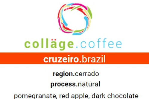 Cruzeiro natural.Brazil