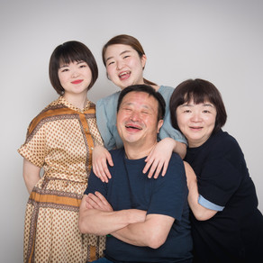 父の日の記念に家族写真を撮影しよう!