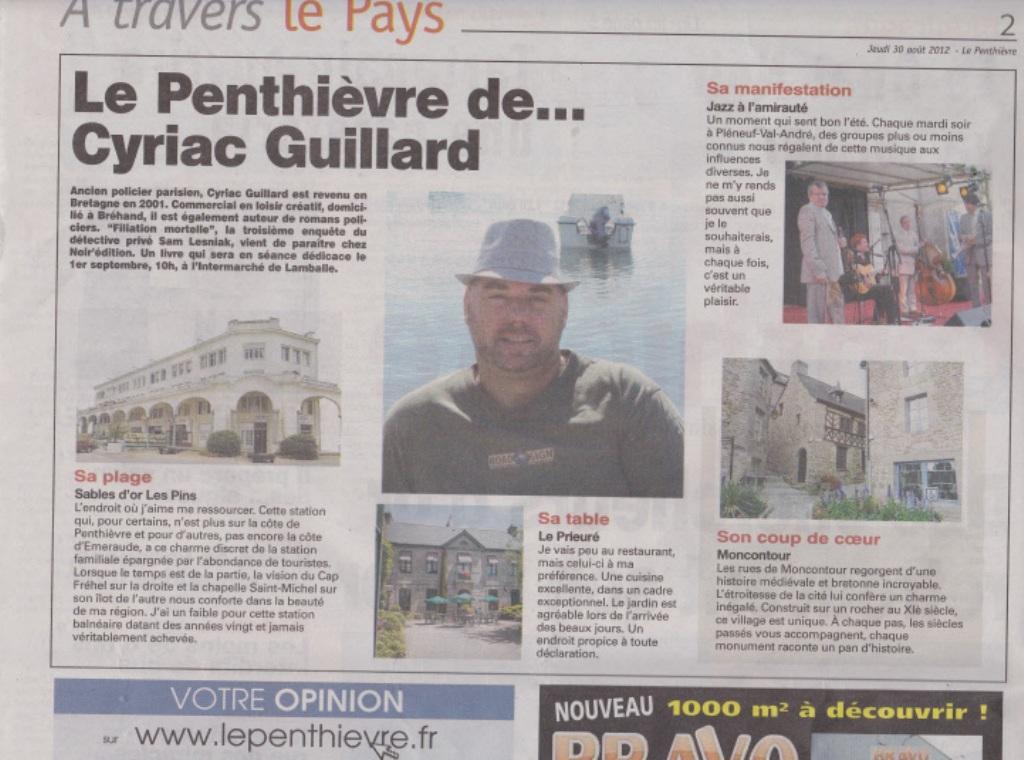 Le Penthièvre 30 août 2012