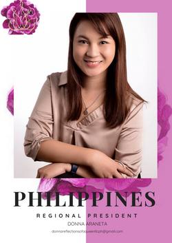 PHILIPPINES REGIONAL PRESIDENT