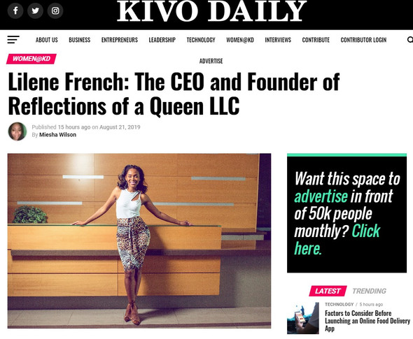 Kivo Daily -Business Magazine