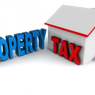 The Property Tax Man Cometh!