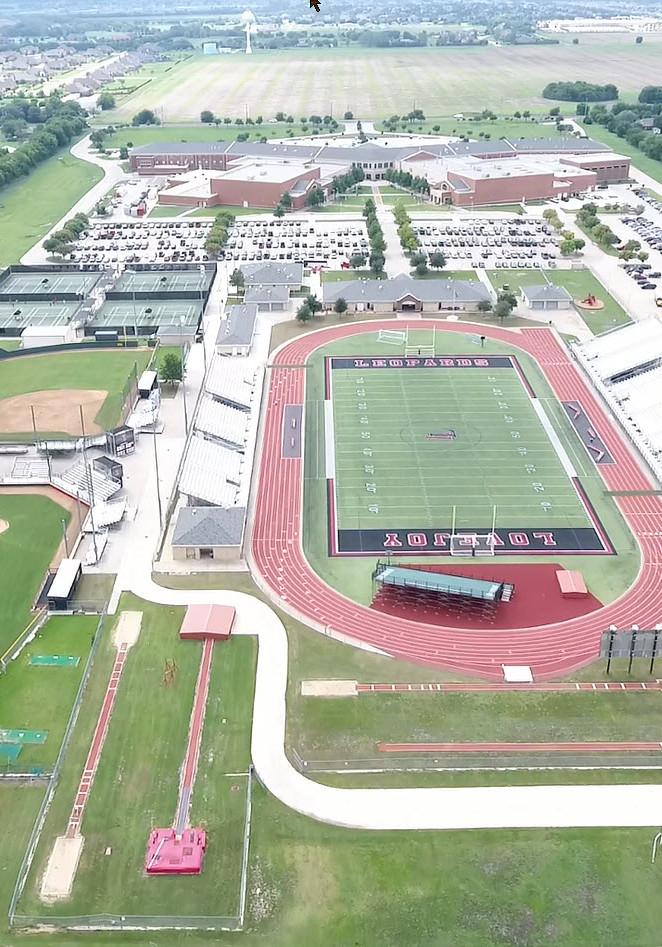 Lovejoy High School Aerial.jpg