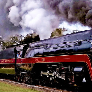 The Market's Coming Back Like a Steam Locomotive!