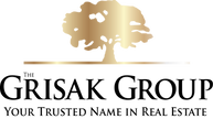 Copy of The Grisak Group Logo Gold and B