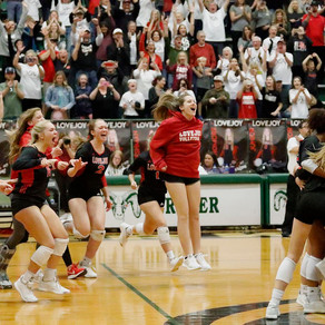 Lovejoy is one of the greatest volleyball dynasties in state history.