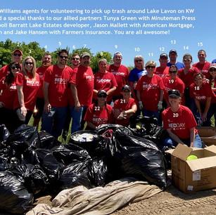 Keller Williams Red Day at Lake Lavon
