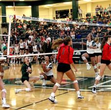 Lovejoy Ladies Volleyball Ranked #2 Nationally in Preseason Polls