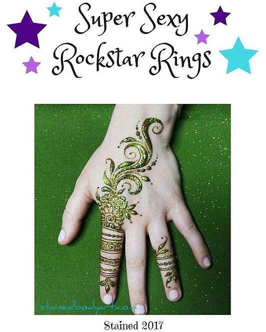 Super Sexy Rockstar Rings