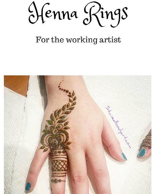 Henna Rings