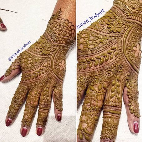 Want  to learn henna?